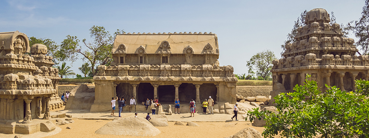 Splendors of South India: Ancient Temples & Contemporary Art from Chennai to Kochi