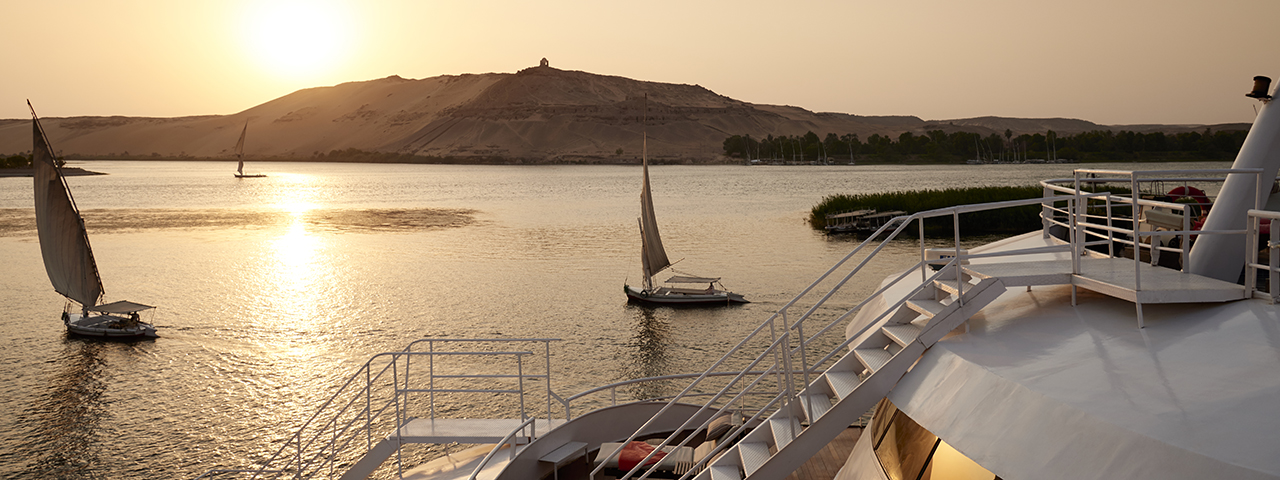 A Journey into Antiquity: Egypt & the Nile Aboard the Sanctuary Nile Adventurer